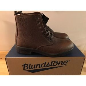 87b6a1a13fe77 Blundstone Shoes - Blundstone 1454 Brown Tumble Lace-up US 7/AUS 6